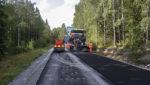 Peab underhåller vägar i Region Nord