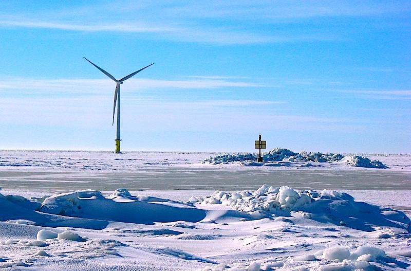 Het debatt i Österbotten om vilka områden som ska reserveras för vindkraft
