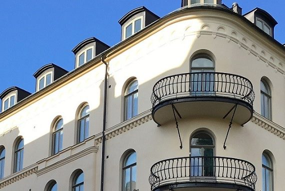 Fasadgruppen köper Fasadrenoveringar i Mälardalen