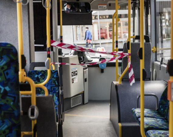 Kollektivtrafikens intäktstapp kräver statlig kompensation